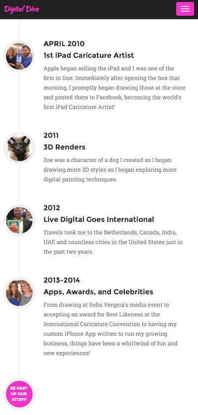 timeline-iphone