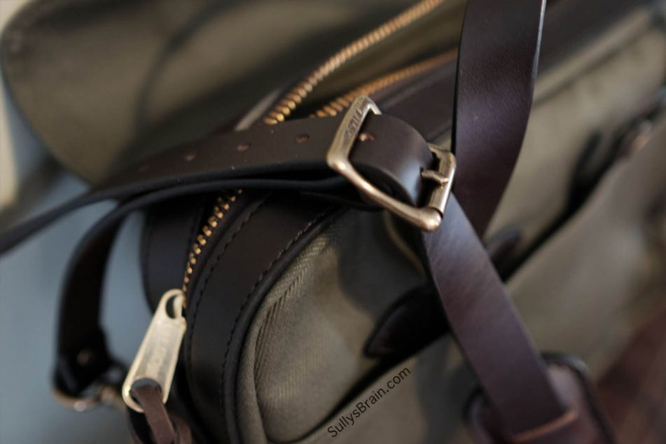 Filson Original Briefcase Review at SullysBrain