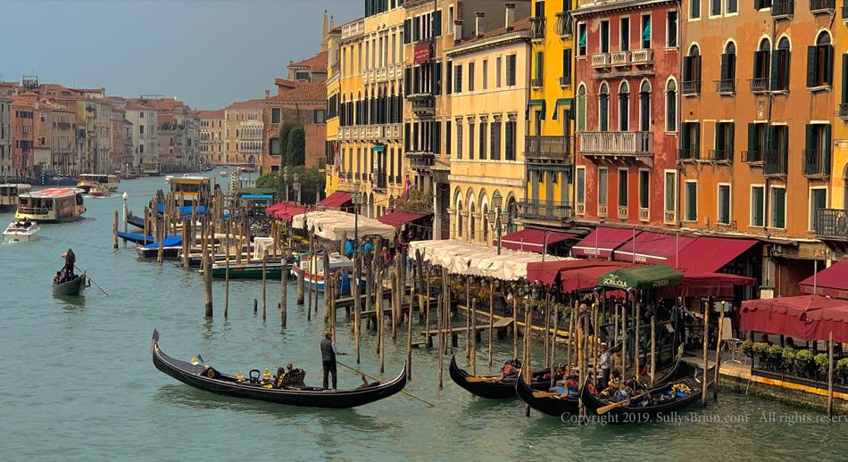 Venice Italy Gospel copyright Scott Sullivan